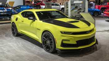 62 New 2019 The All Chevy Camaro New Review