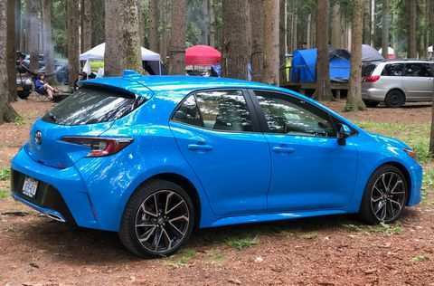62 New 2019 Toyota Corolla Hatchback Overview