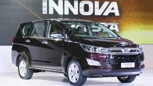 62 New 2019 Toyota Innova Interior