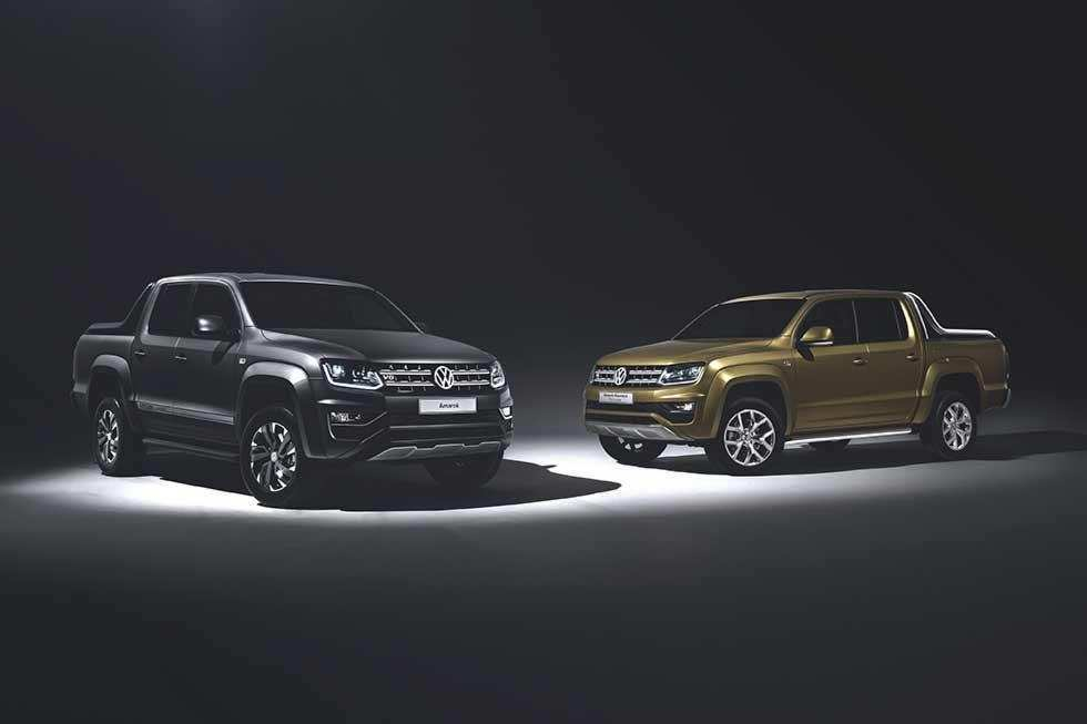 62 New 2019 VW Amarok Spesification