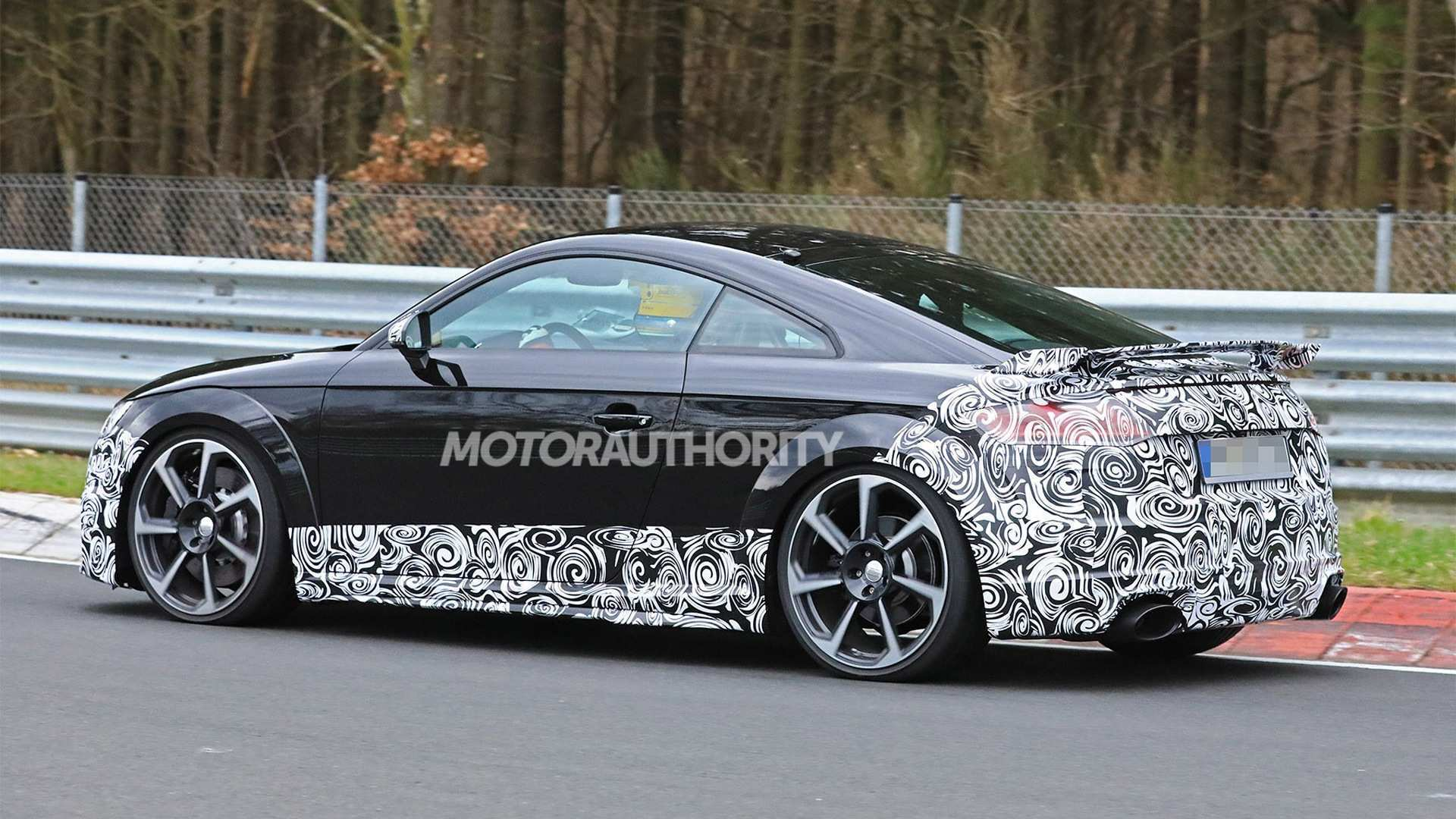 62 New 2020 Audi Tt Rs Spesification