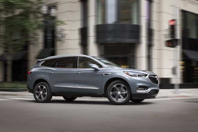 62 New 2020 Buick Enclave Model