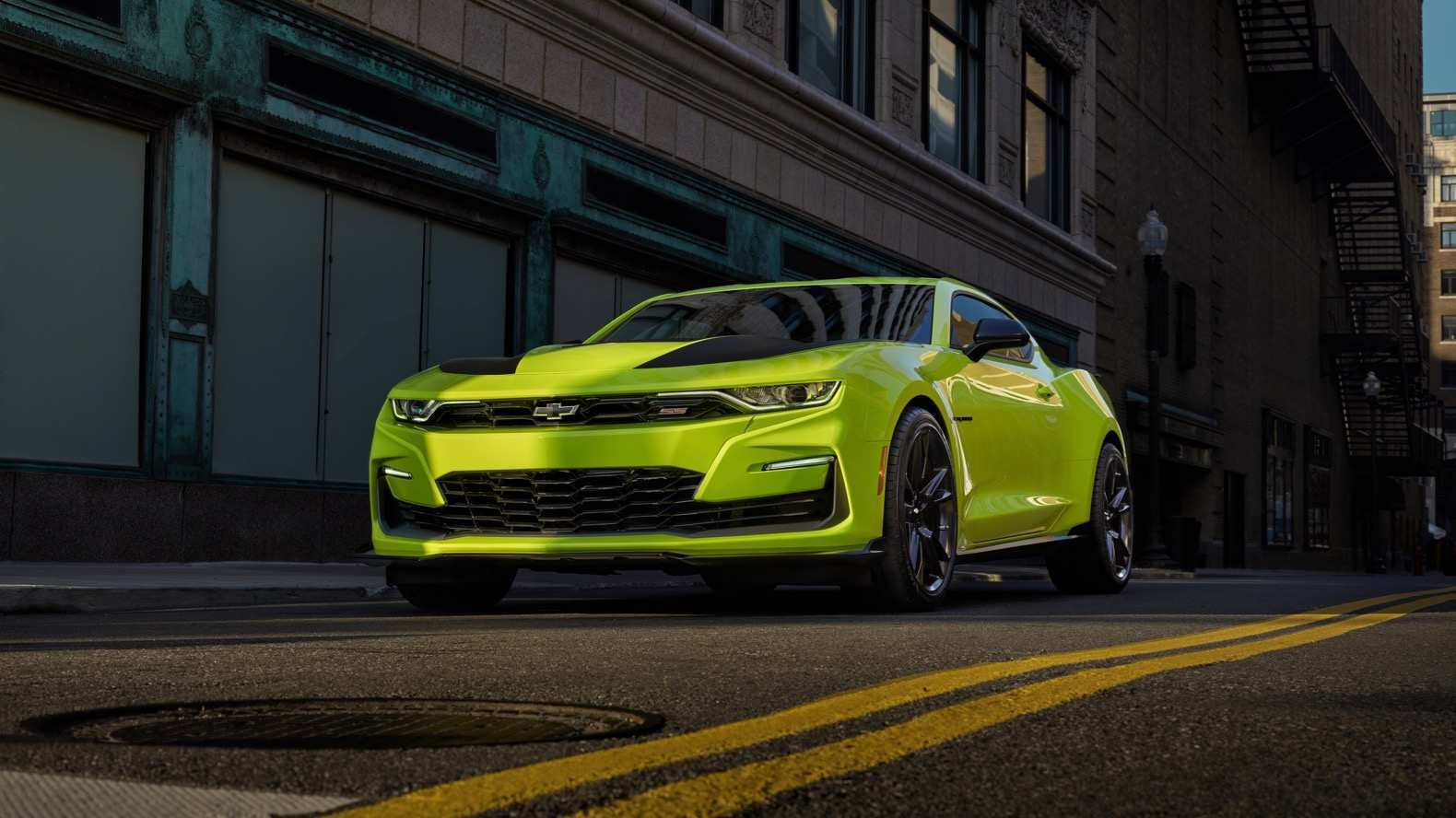 62 New 2020 Chevy Camaro Competition Arrival New Model And Performance