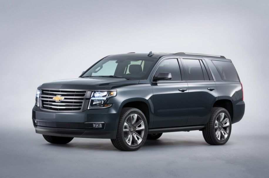 62 New 2020 Chevy Tahoe Ltz Concept