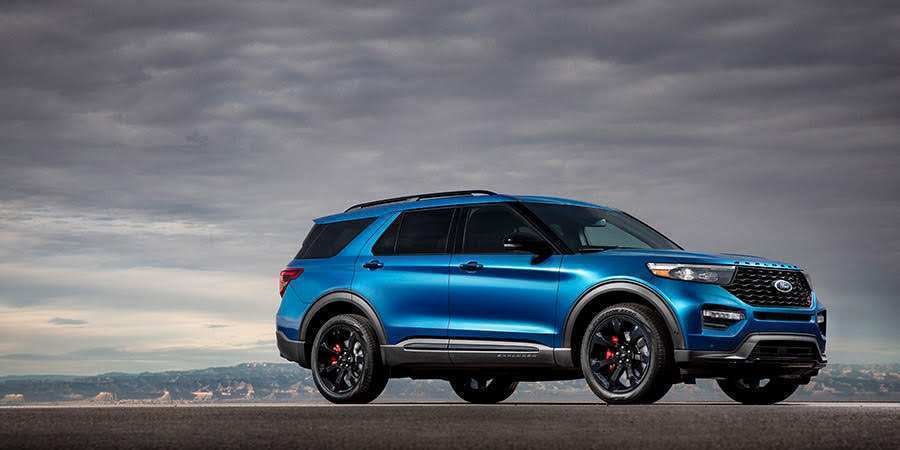 62 New 2020 Ford Explorer Job 1 Redesign And Concept