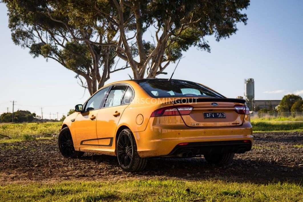 62 New 2020 Ford Falcon Gt Release Date