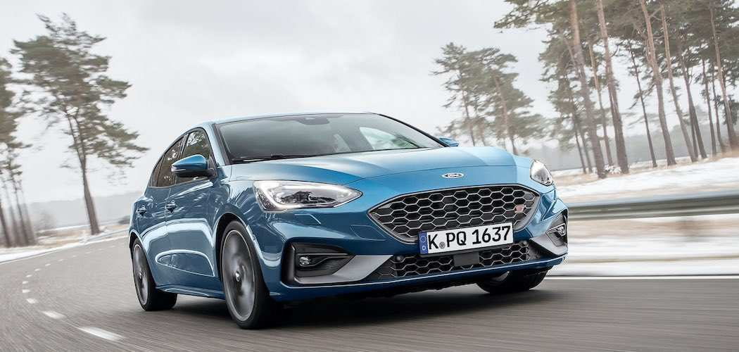 62 New 2020 Ford Focus Concept