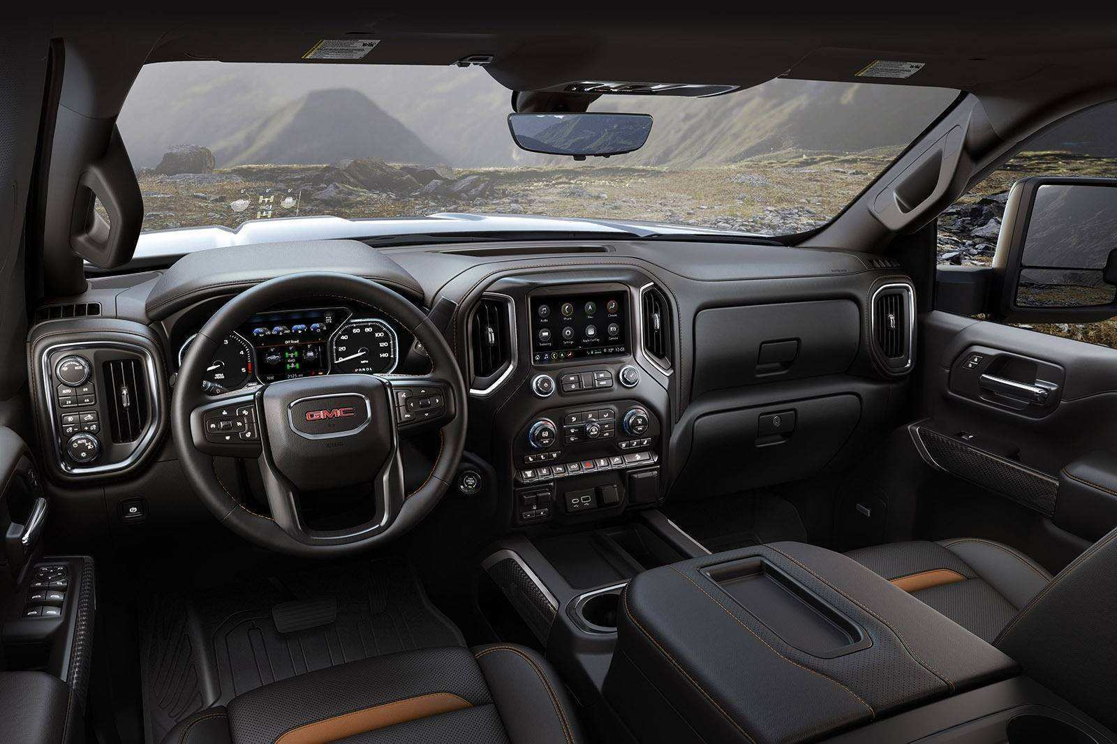 62 New 2020 GMC 3500 Denali Price Interior