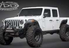 2020 Jeep Gladiator Overall Length