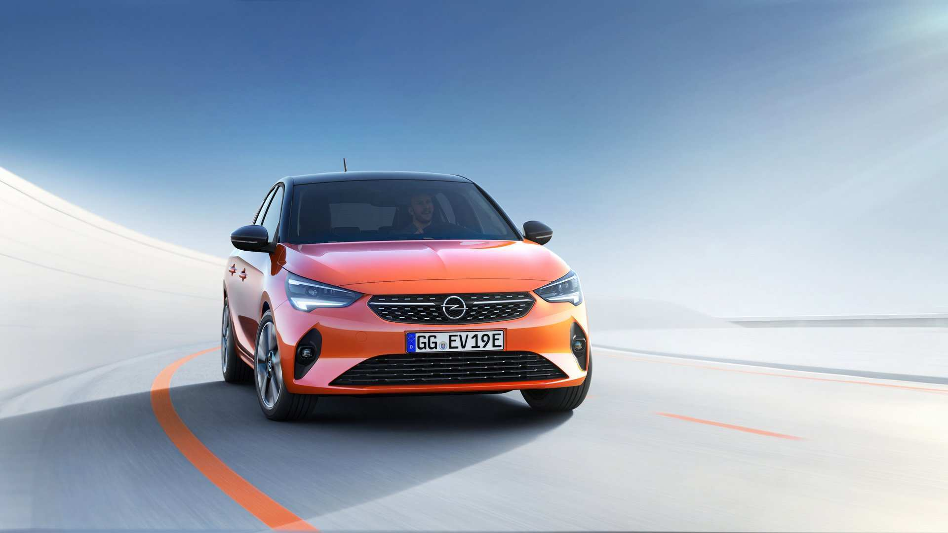 62 New 2020 Opel Ampera Overview
