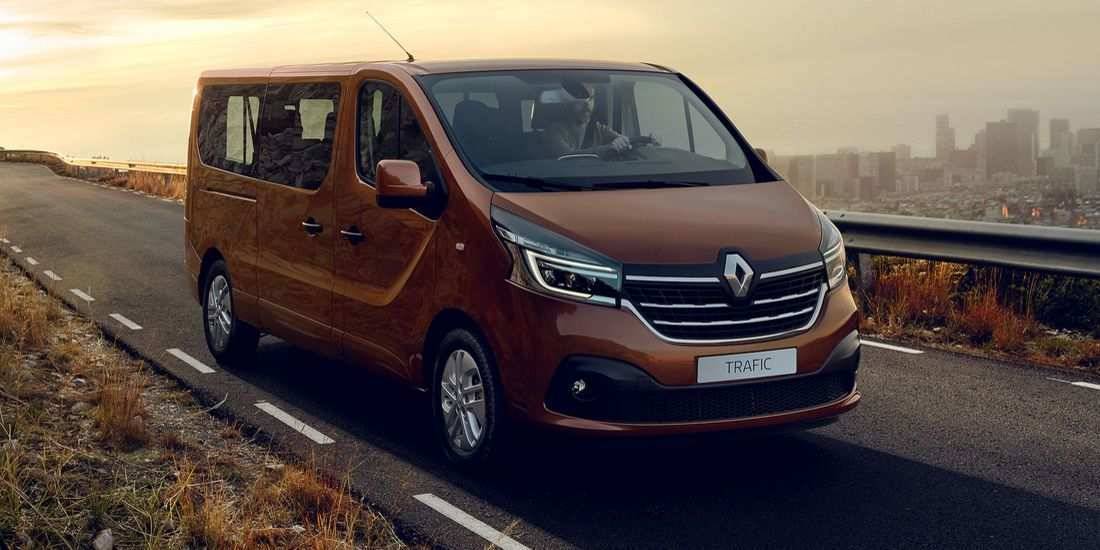 62 New 2020 Renault Trafic Rumors