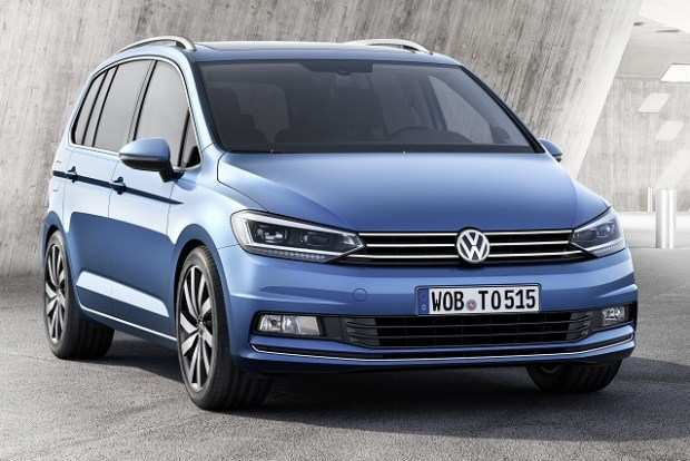 62 New 2020 VW Touran Price And Release Date