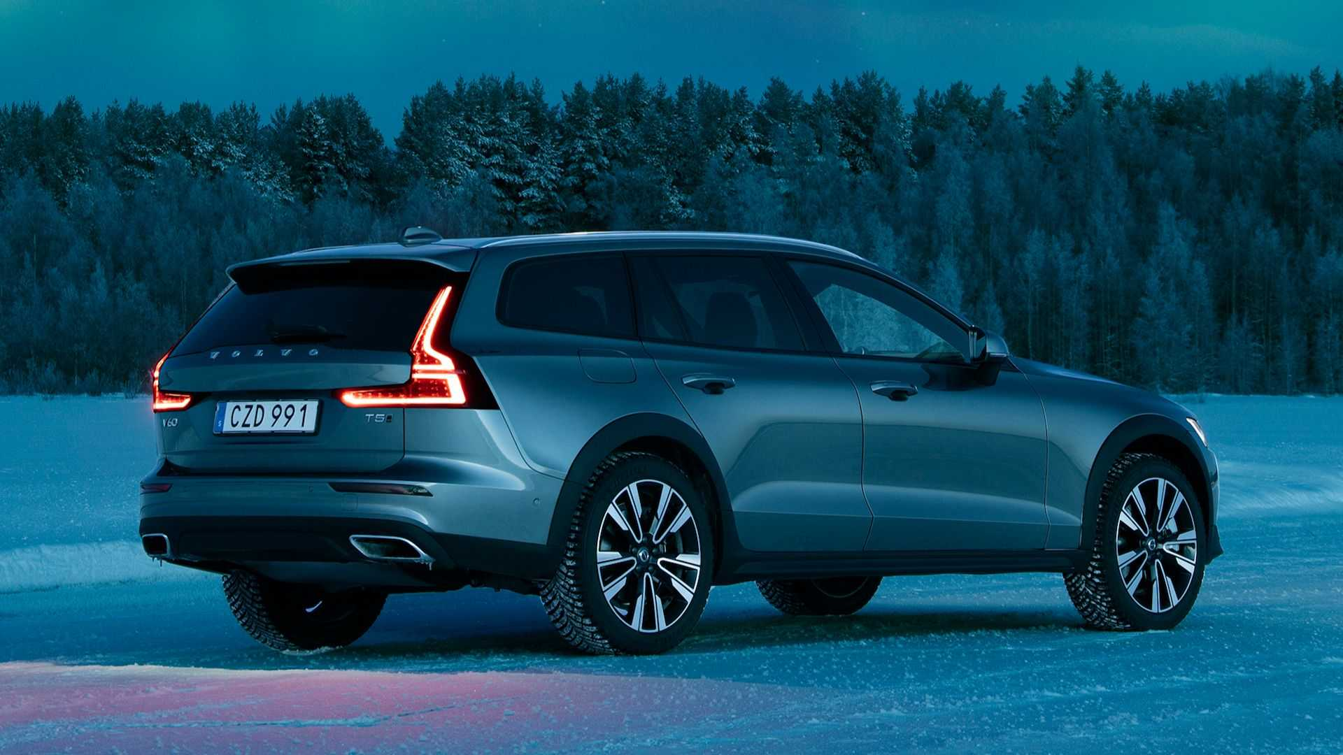 62 New 2020 Volvo V60 Cross Country Price And Release Date