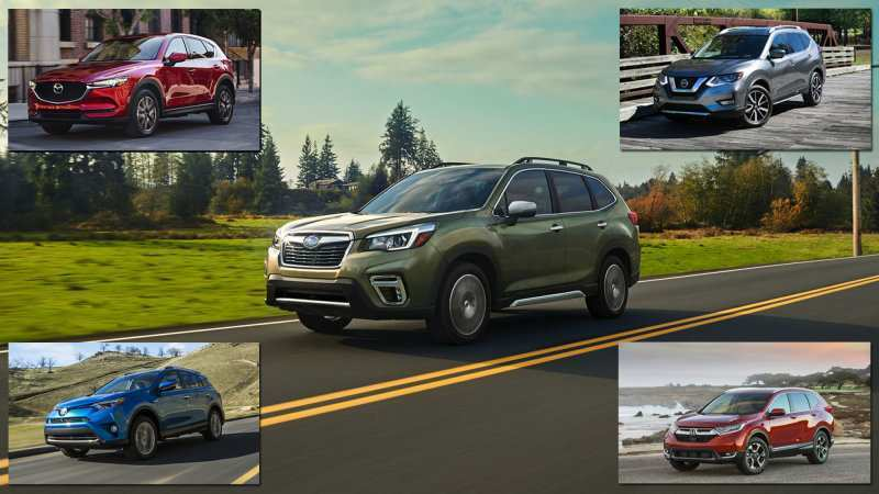 62 New Dimensions Of 2019 Subaru Forester Prices