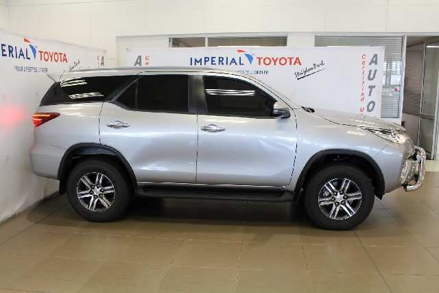 62 New Fortuner Toyota 2019 Performance