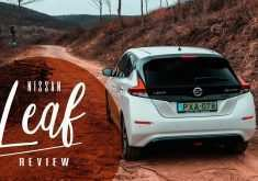 Nissan Leaf 2019 Review