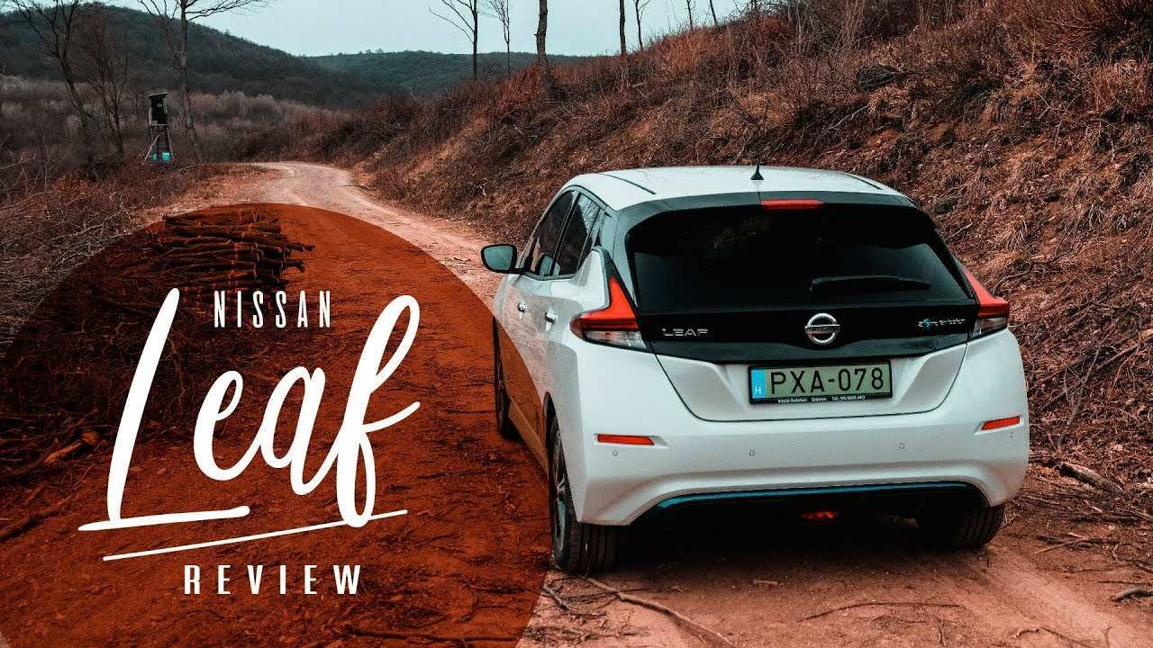 62 New Nissan Leaf 2019 Review Rumors