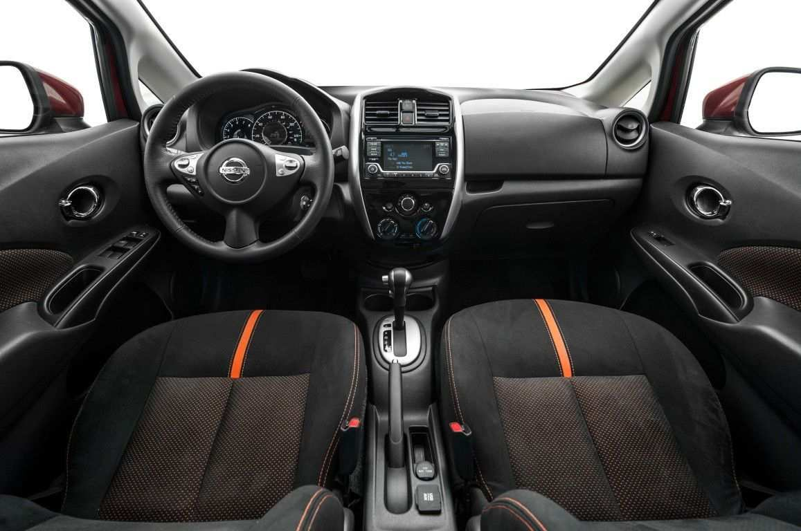 62 New Nissan Versa 2019 Interior Price And Release Date