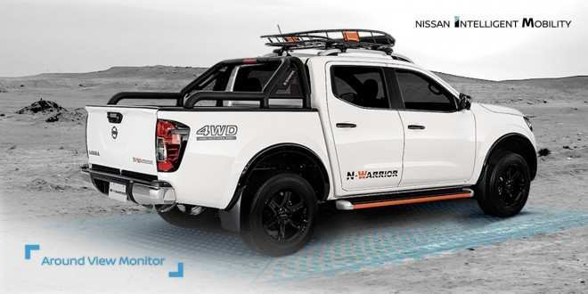 62 New Nissan Warrior 2019 Price Design And Review