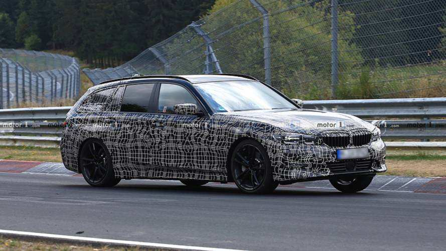 62 New Spy Shots BMW 3 Series Concept