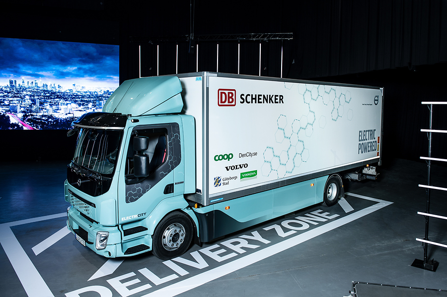 62 New Volvo Electric Truck 2019 Spesification