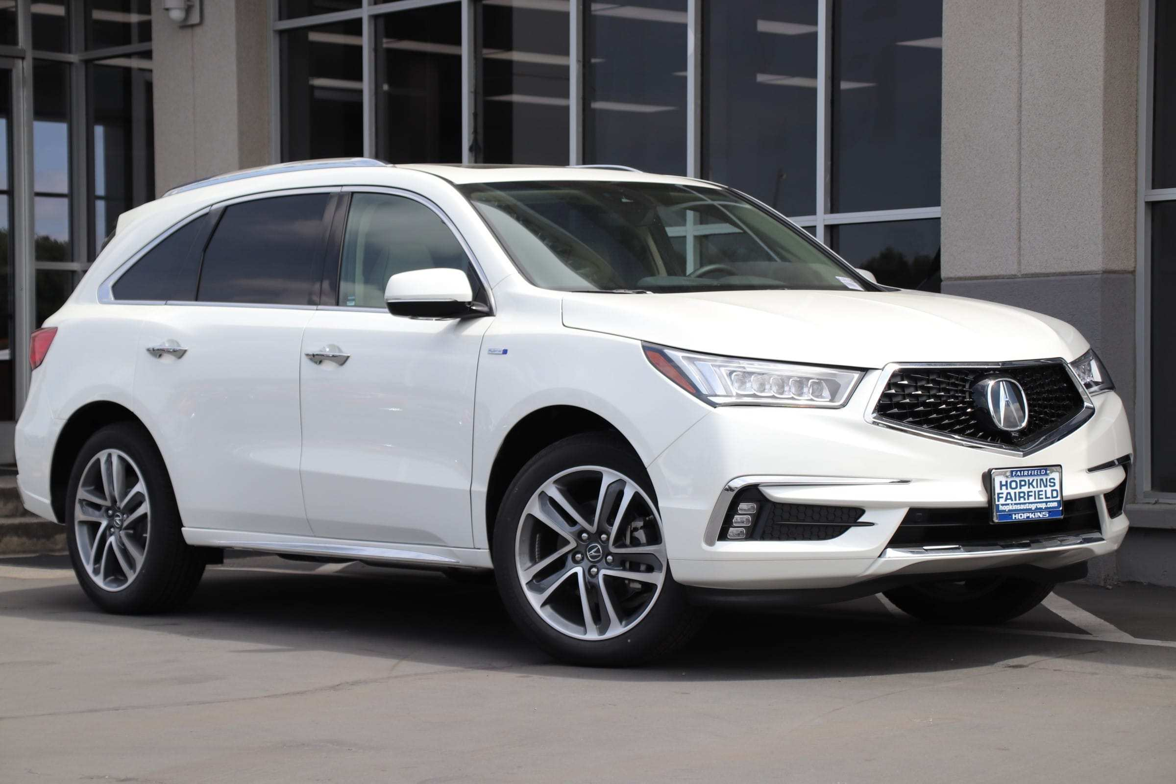 62 The 2019 Acura MDX Hybrid Price