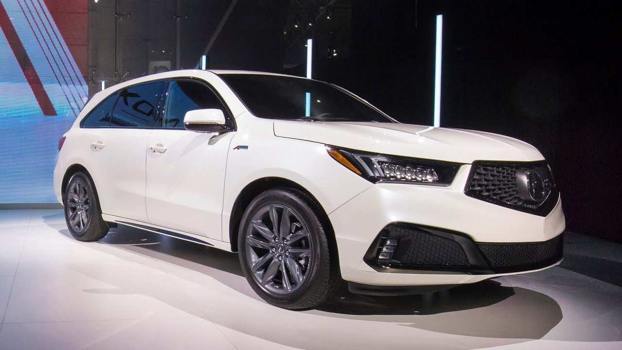 62 The 2019 Acura Mdx Rumors Wallpaper