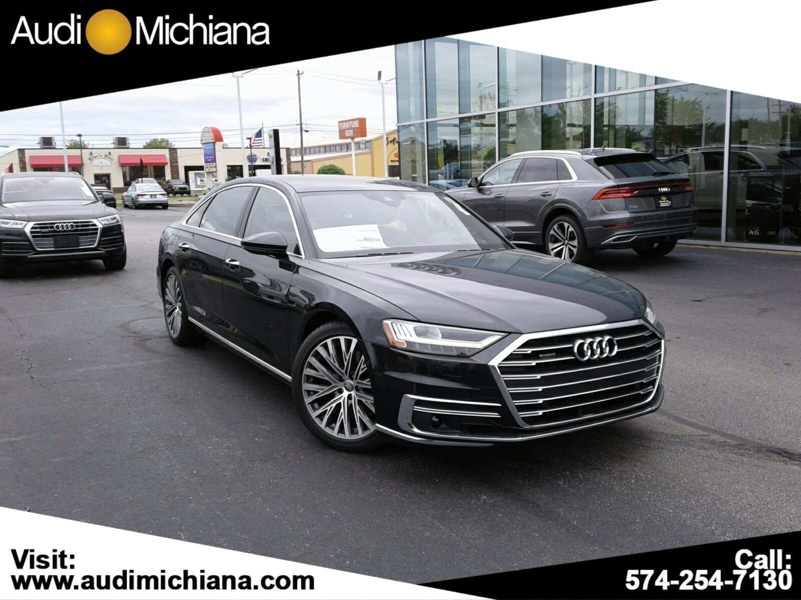 62 The 2019 Audi A8 Concept And Review
