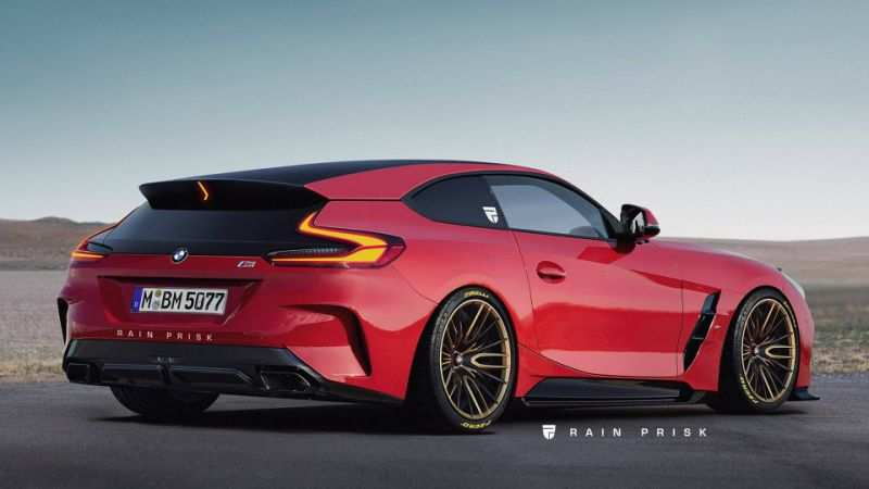 62 The 2019 BMW Z4 Price