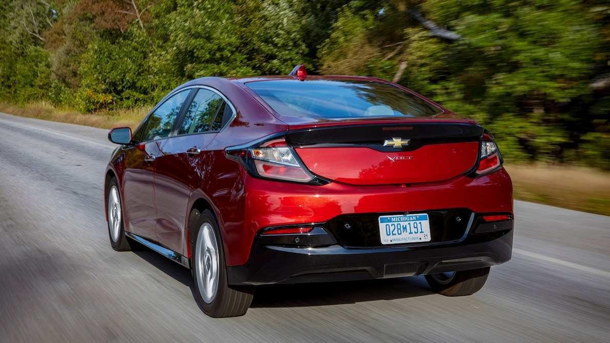 62 The 2019 Chevrolet Volt Spesification