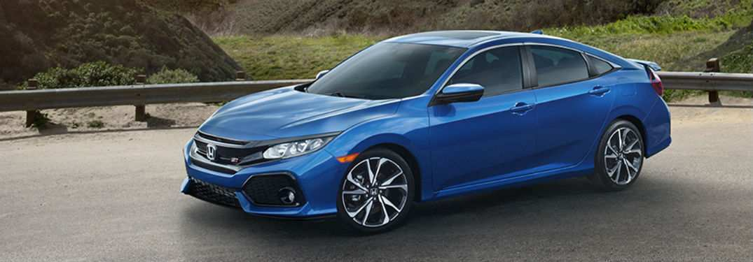 62 The 2019 Honda Civic Si Price And Review