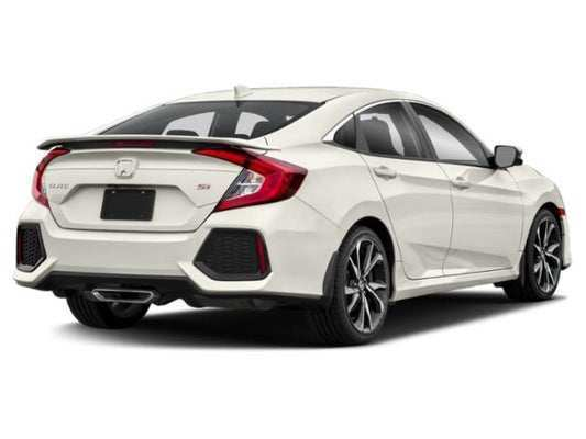 62 The 2019 Honda Civic Si Sedan Review