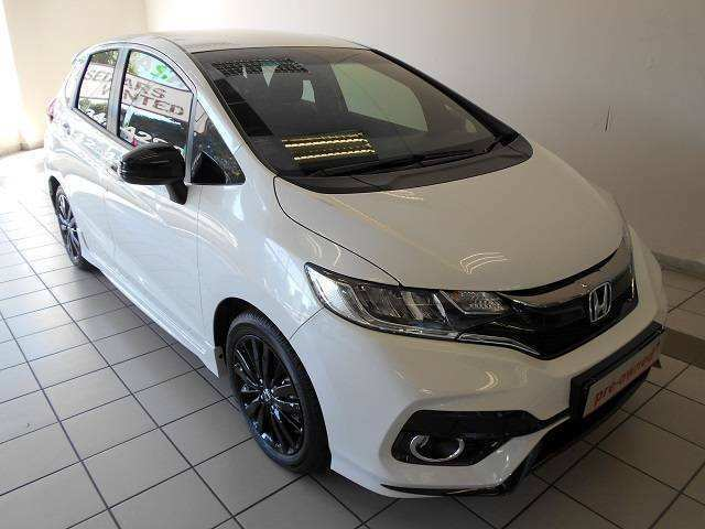 62 The 2019 Honda Jazz Speed Test