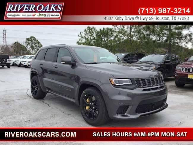 62 The 2019 Jeep Grand Cherokee Trackhawk Redesign And Concept