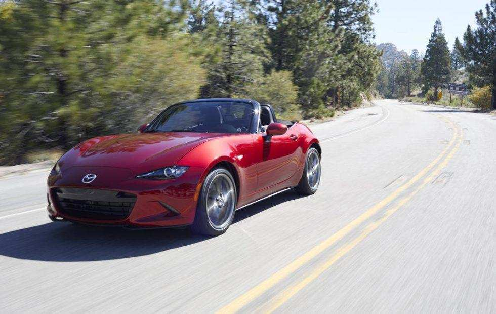 62 The 2019 Mazda MX 5 Redesign