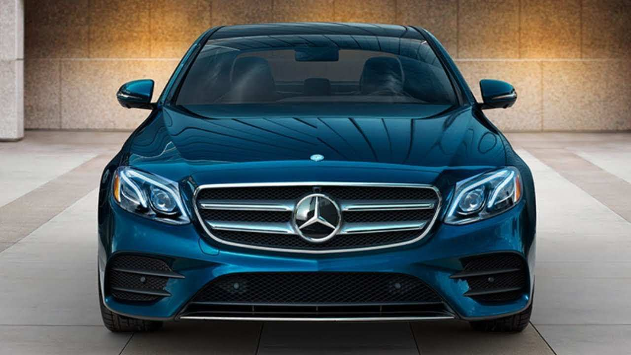 62 The 2019 Mercedes Benz E Class Model