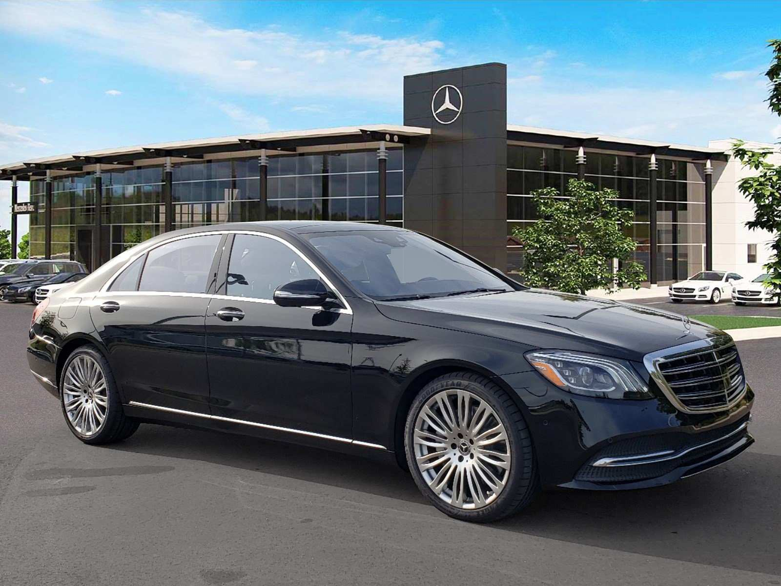 62 The 2019 Mercedes Benz S Class Research New