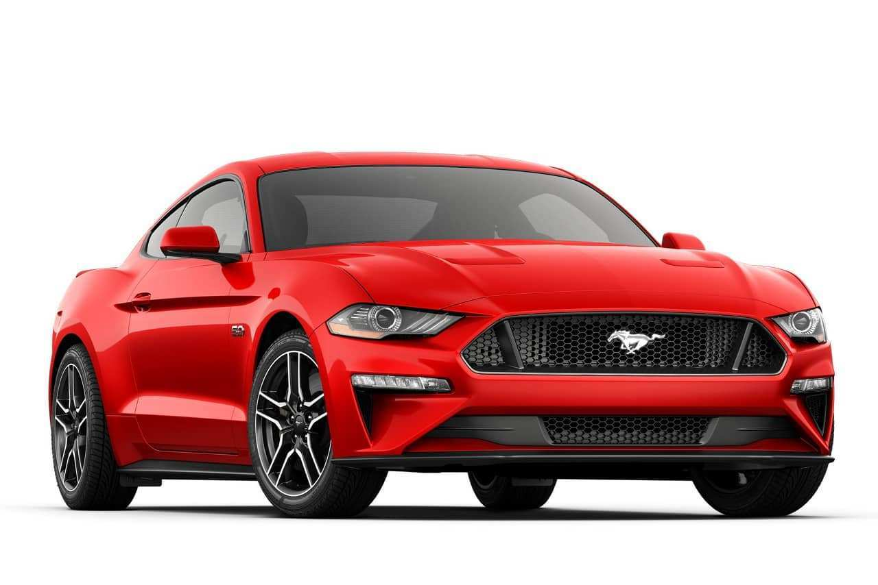 62 The 2019 Mustang Mach Images