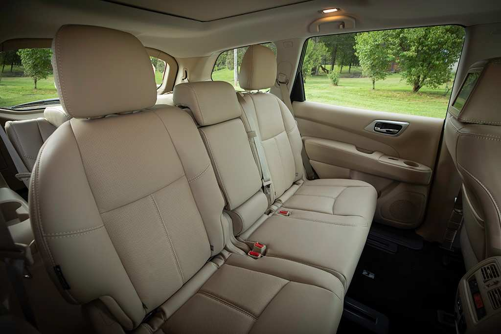 62 The 2019 Nissan Pathfinder Exterior And Interior