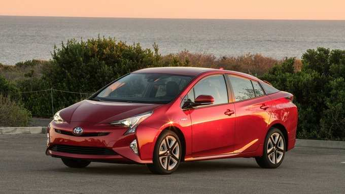 62 The 2019 Toyota PriusPictures Performance And New Engine