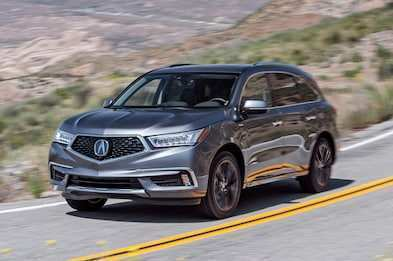 62 The 2020 Acura MDX Hybrid Concept And Review
