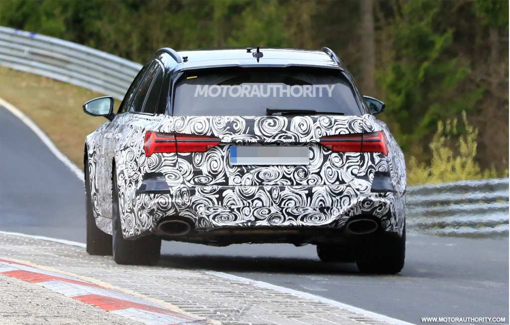 62 The 2020 Audi Rs6 Wagon Redesign And Concept