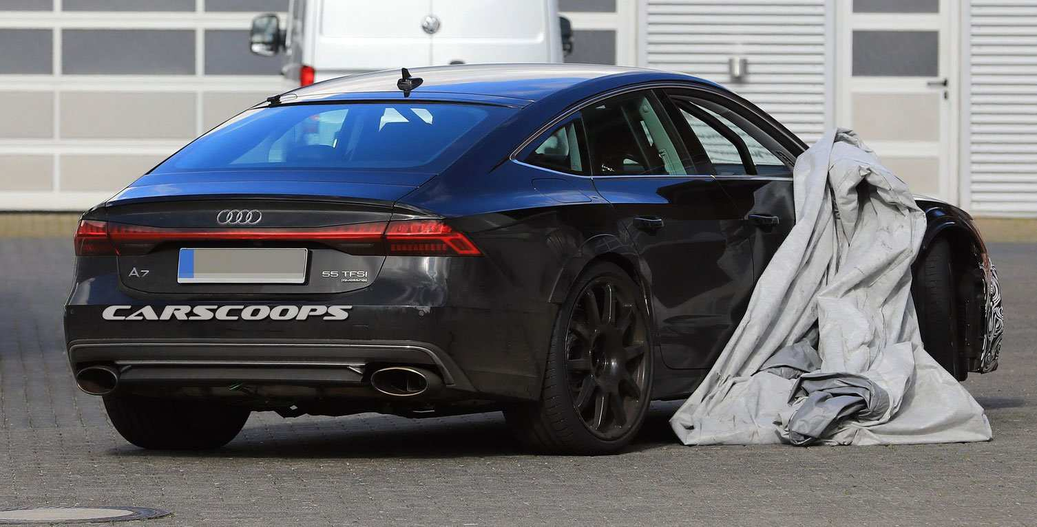 62 The 2020 Audi S7 Release Date