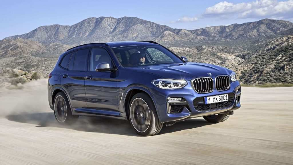 62 The 2020 BMW X4ss First Drive