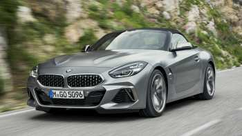 62 The 2020 BMW Z4 Roadster Ratings
