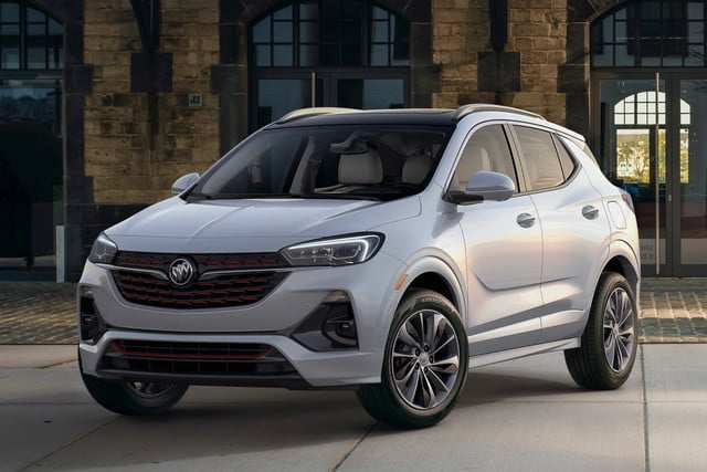 62 The 2020 Buick Encore Redesign