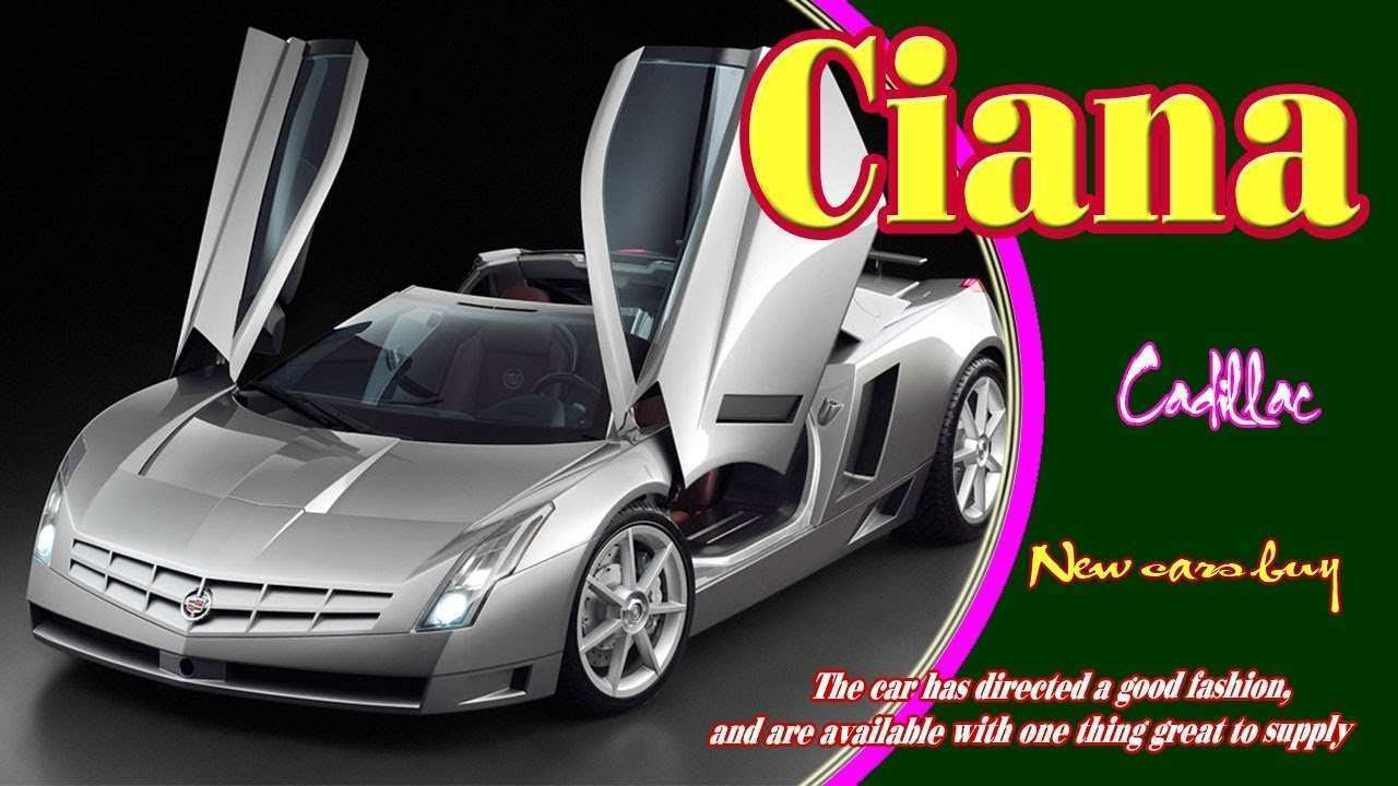 62 The 2020 Cadillac Ciana Wallpaper