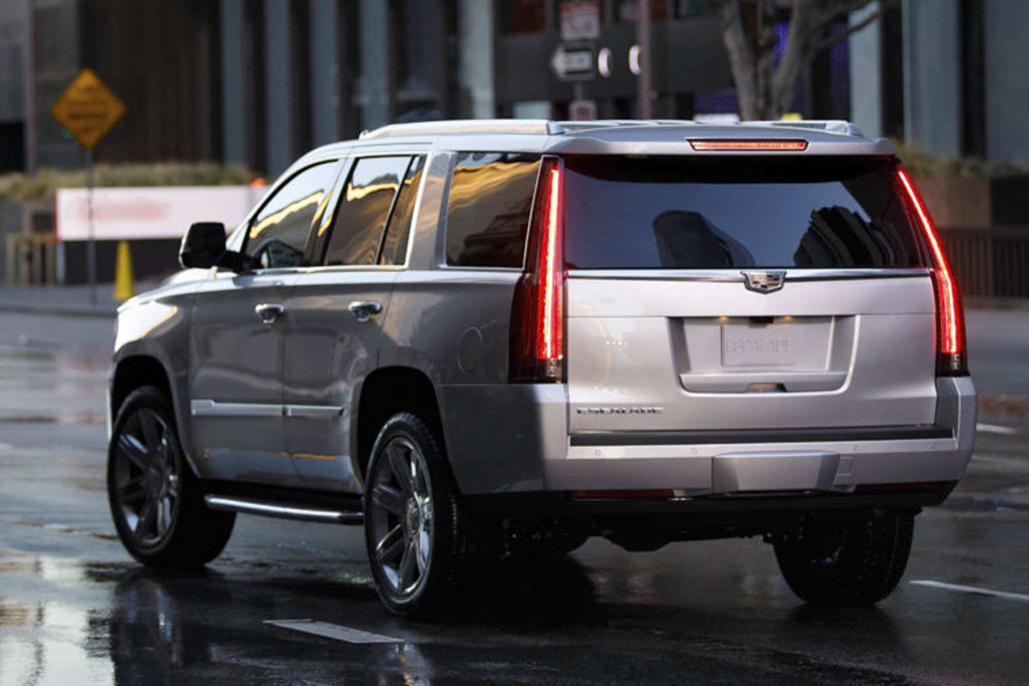 62 The 2020 Cadillac Escalade Ext Images