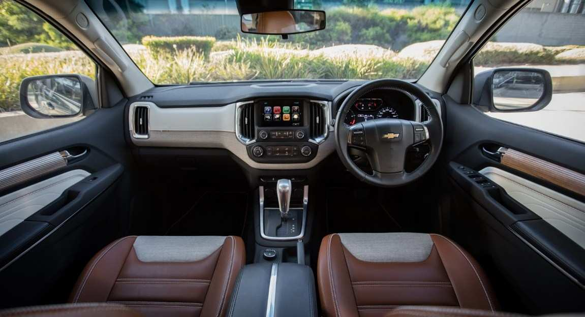 62 The 2020 Chevy Trailblazer Ss New Model And Performance