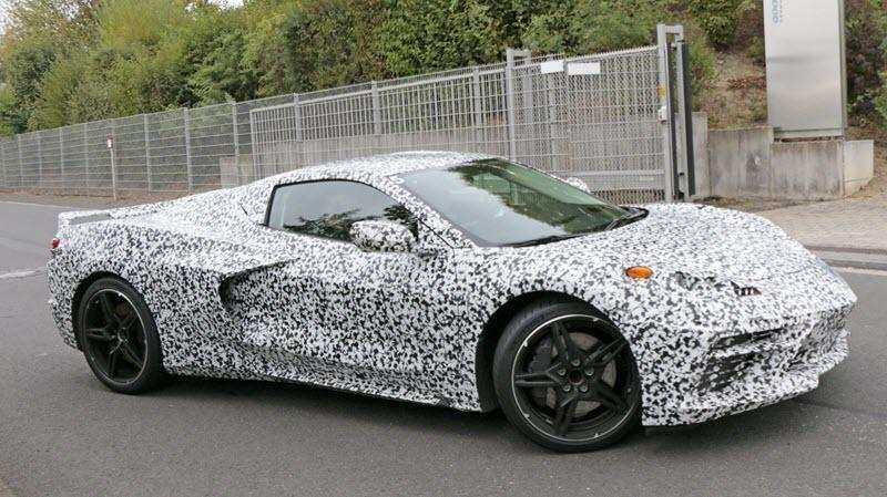 62 The 2020 Corvette Z07 Photos